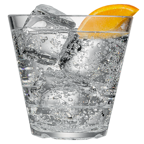 Caliber 12oz Double Rocks With Tonic Water