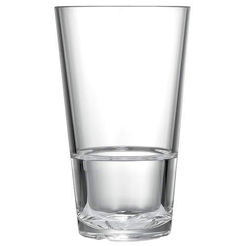 Caliber 16oz Pint Clear