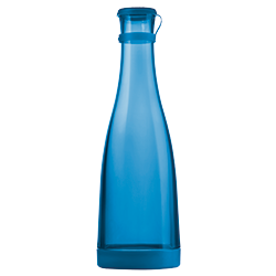 Blue 32oz Carafe with Blue Removable Base and Lid