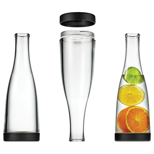 Demo of Carafe with Removable Base