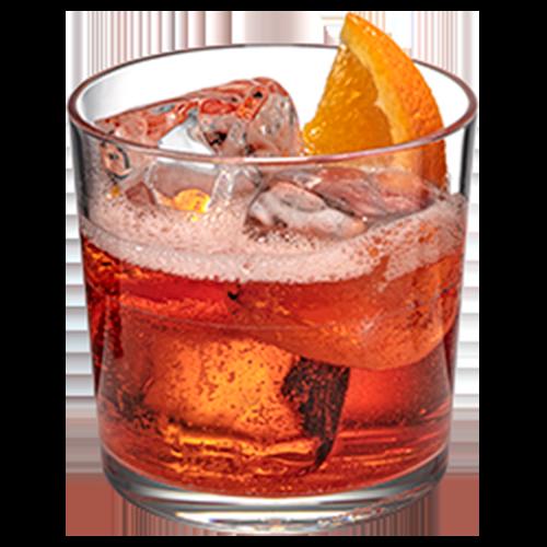 Cartel 12oz Tumbler with Orange Cocktail