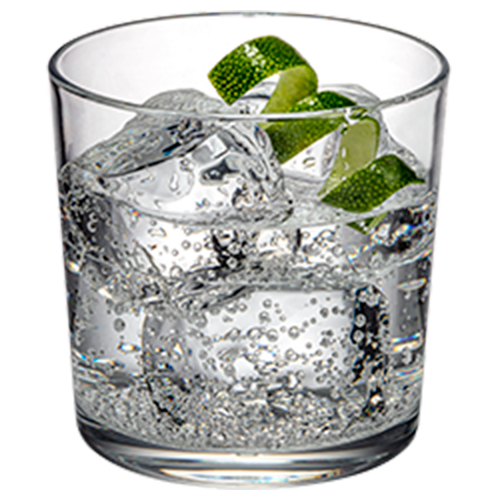 Cartel 12oz Tumbler Soda Water Lime