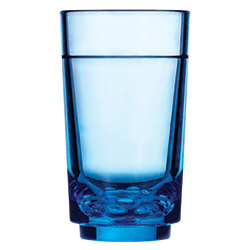 Elite 2oz Shot Blue