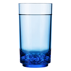 Elite 14oz Tall Highball Blue