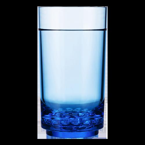 Elite 14oz Tall Highball Blue