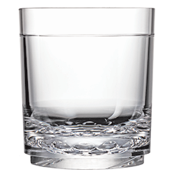 Elite 12oz Tumbler Clear