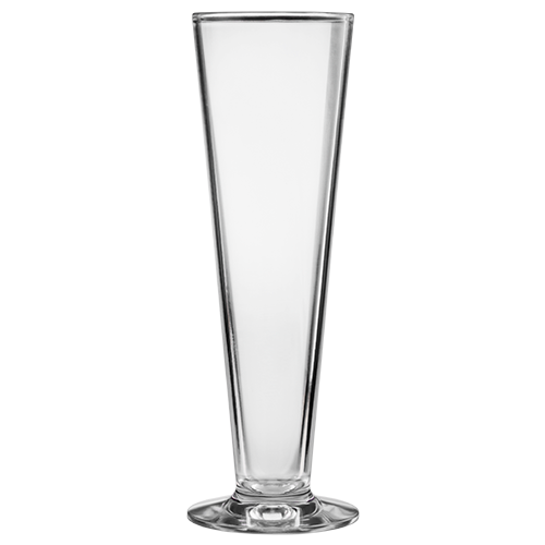 Pilsner Glass 14oz Clear