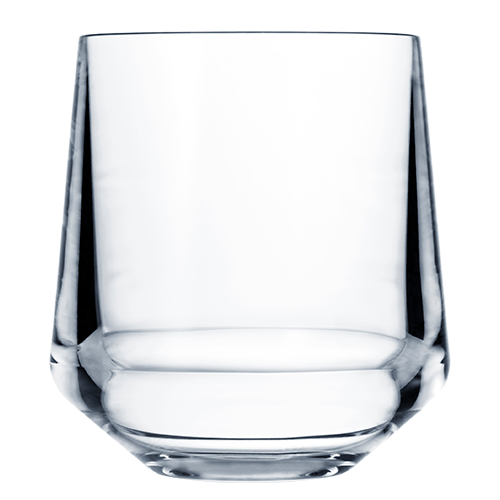 Stemless Wine 12oz Glass Clear