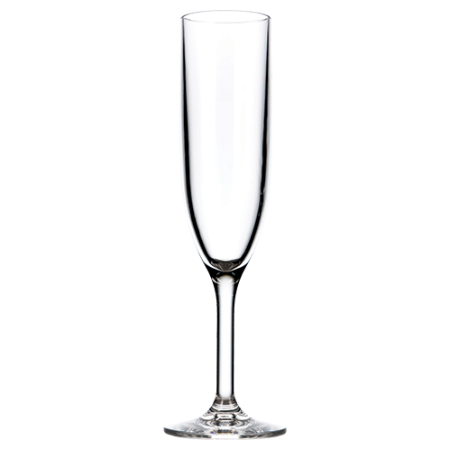 Champagne Flute 6oz Clear