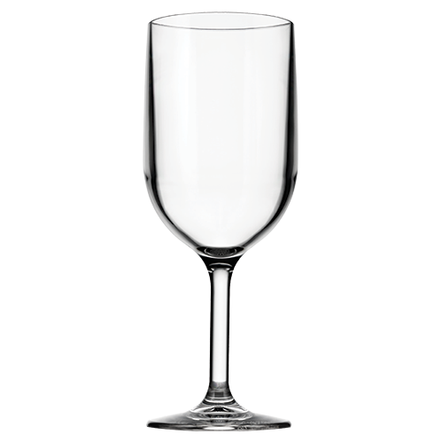 Wine Glass 12oz Clear